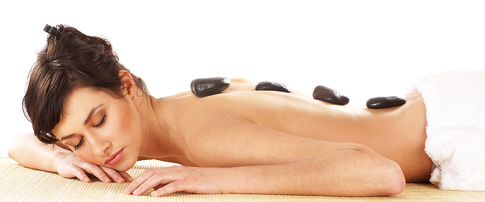 Hot Stone Massage 1
